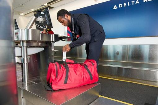 美国航空公司启用rfid行李系统